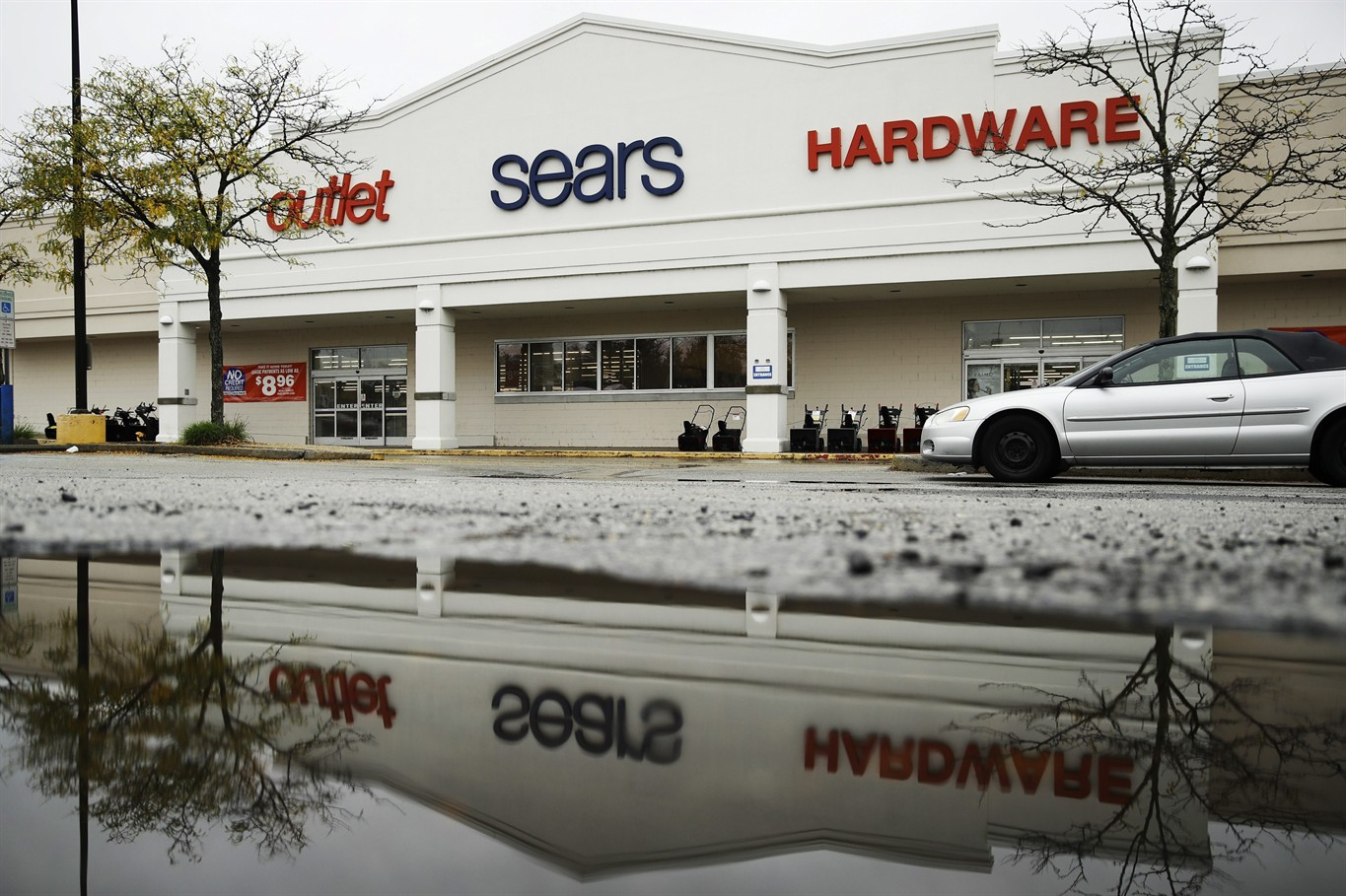 Bay Area Sears Stores To Close After Retailer Files For Bankruptcy