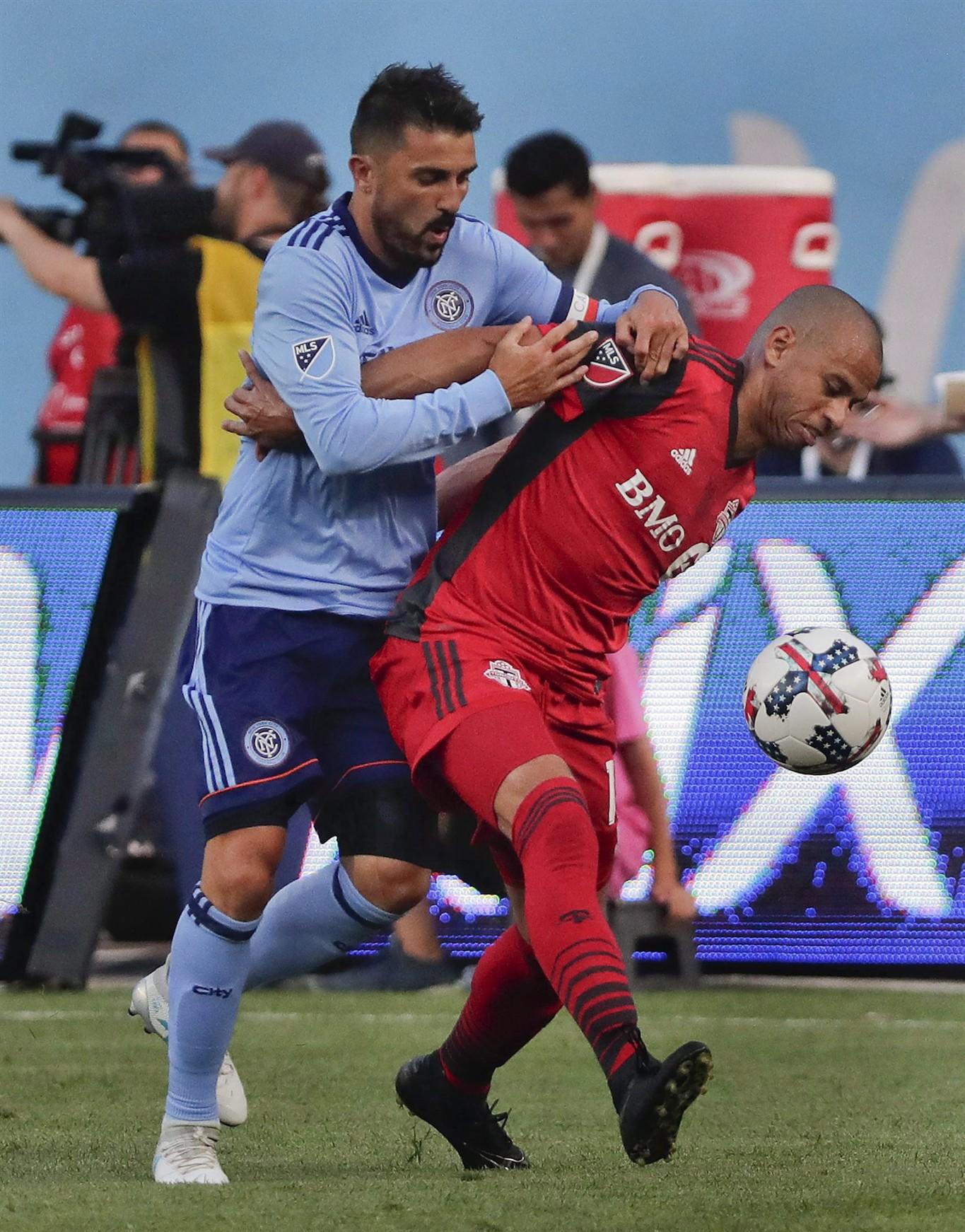 Toronto FC defender Jason Hernandez ponders his future after 14 MLS