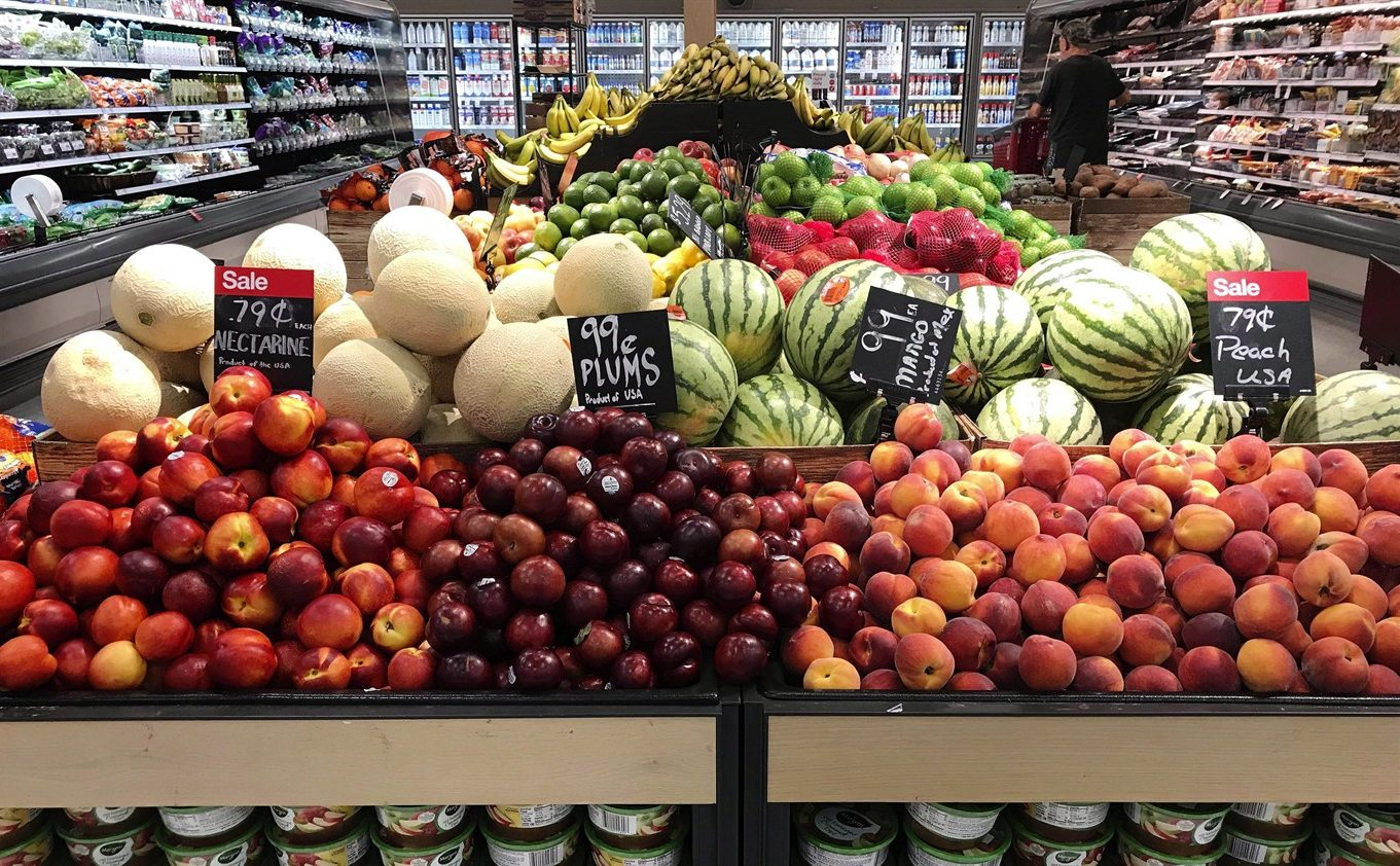 Not enough fruit and veg to feed the entire planet, study claims
