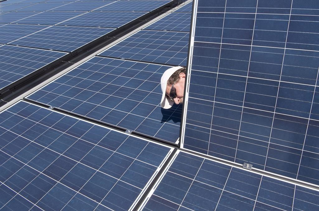 Saskatchewan Pei Best Places To Install Solar Panels On Your Home Neb Says
