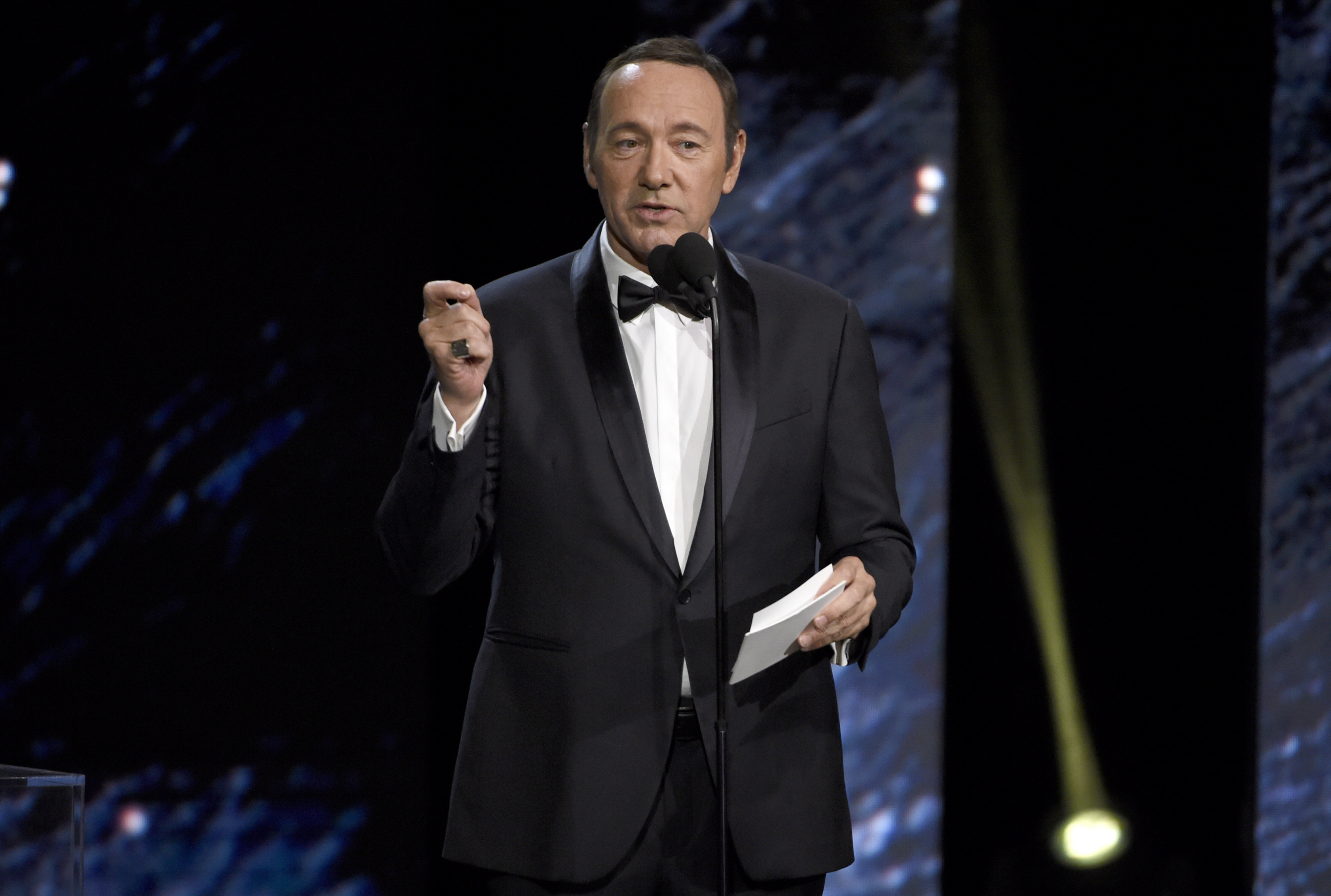 Kevin Spacey Reprises House of Cards Role In Weird New Video