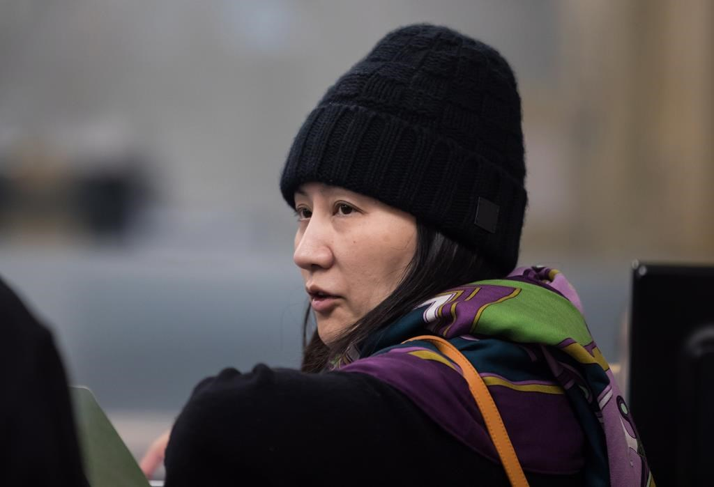 China says Canadian woman worked illegally