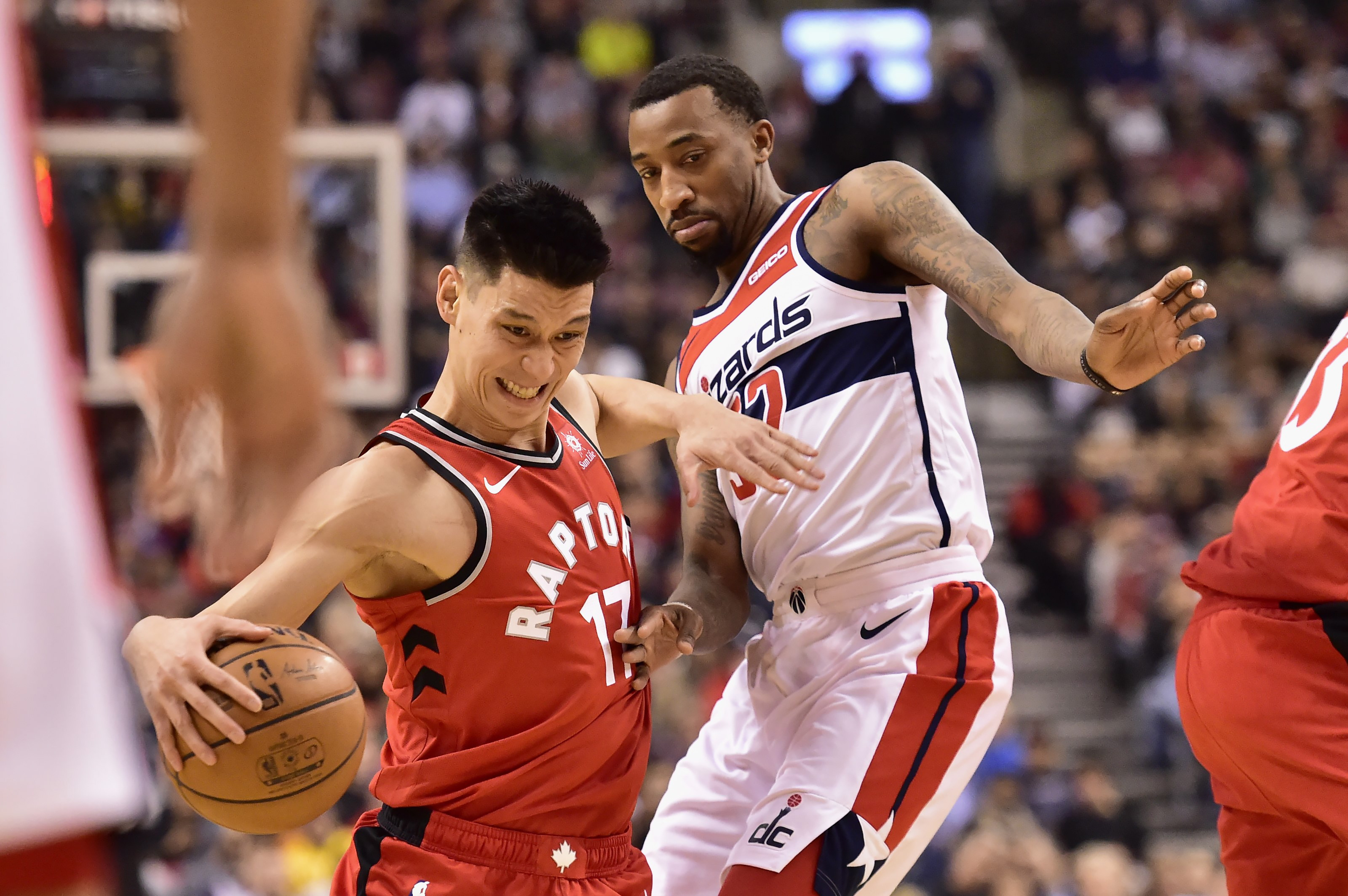 Jeremy Lin Raptors: Lin Takes First Steps On What Could Be Magical Ride With