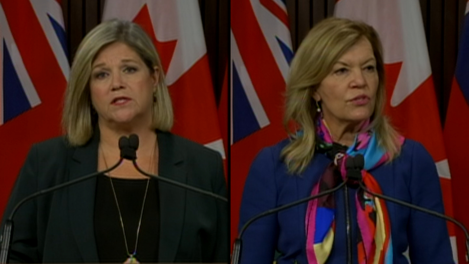 Ontario health inspections, air ambulance won't be privatized, minister says