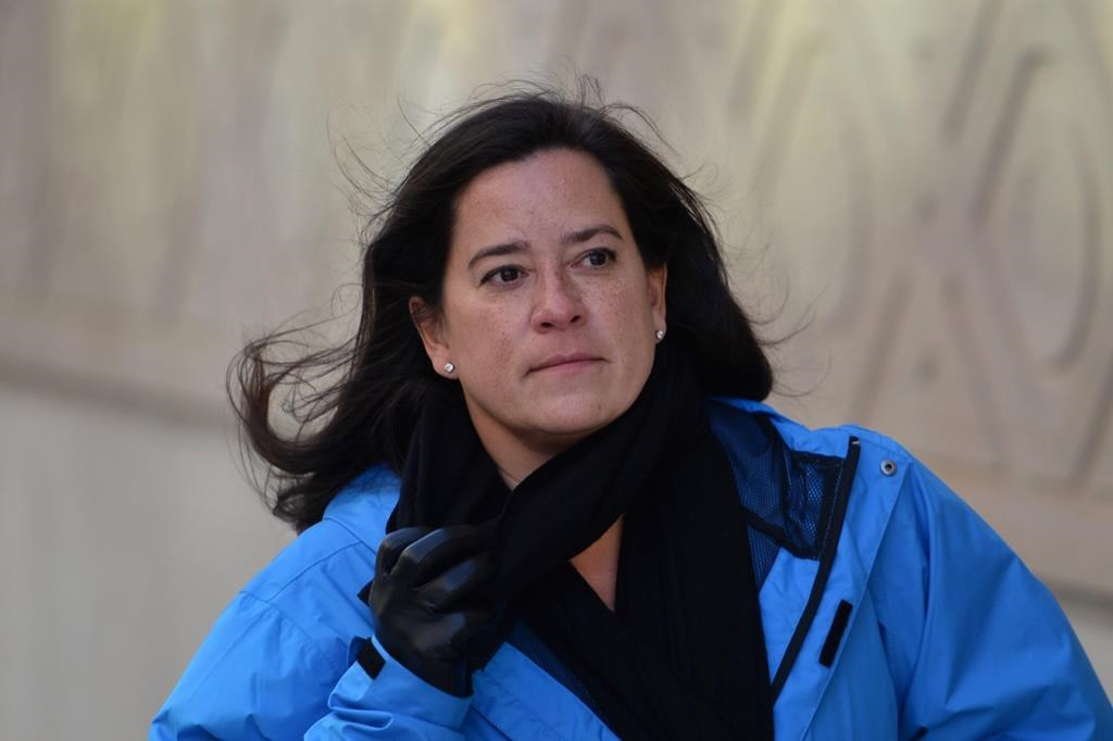 Wilson Raybould says she was pushed, got veiled threats on SNC Lavalin