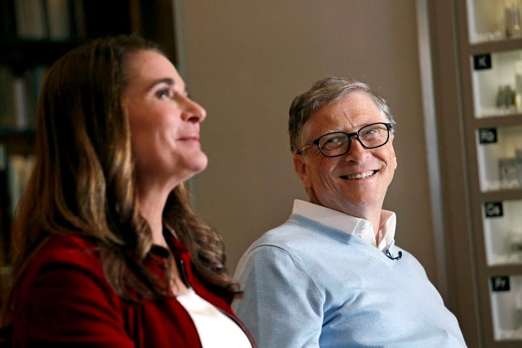 Bill And Melinda Gates End 27 Year Marriage 680 News