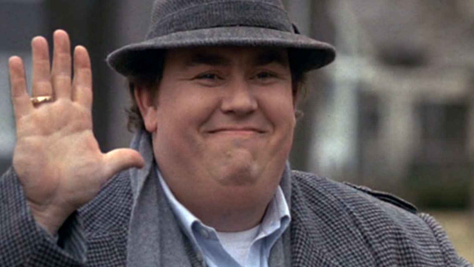 'Deadpool' Star Ryan Reynolds Shares Touching John Candy Tribute