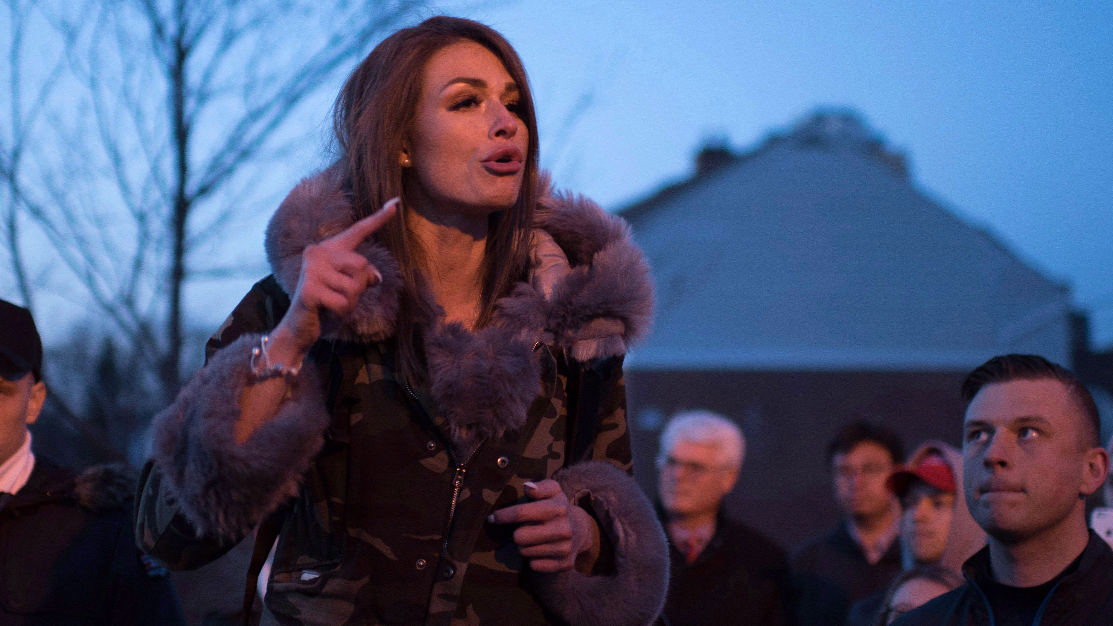 Facebook bans Faith Goldy in latest crackdown on extremist content