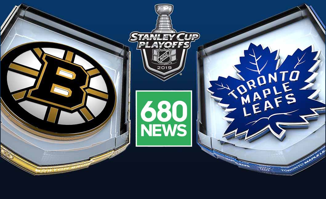 Live Now Game 6 Of Maple Leafs Vs Bruins On 680 News 680 News