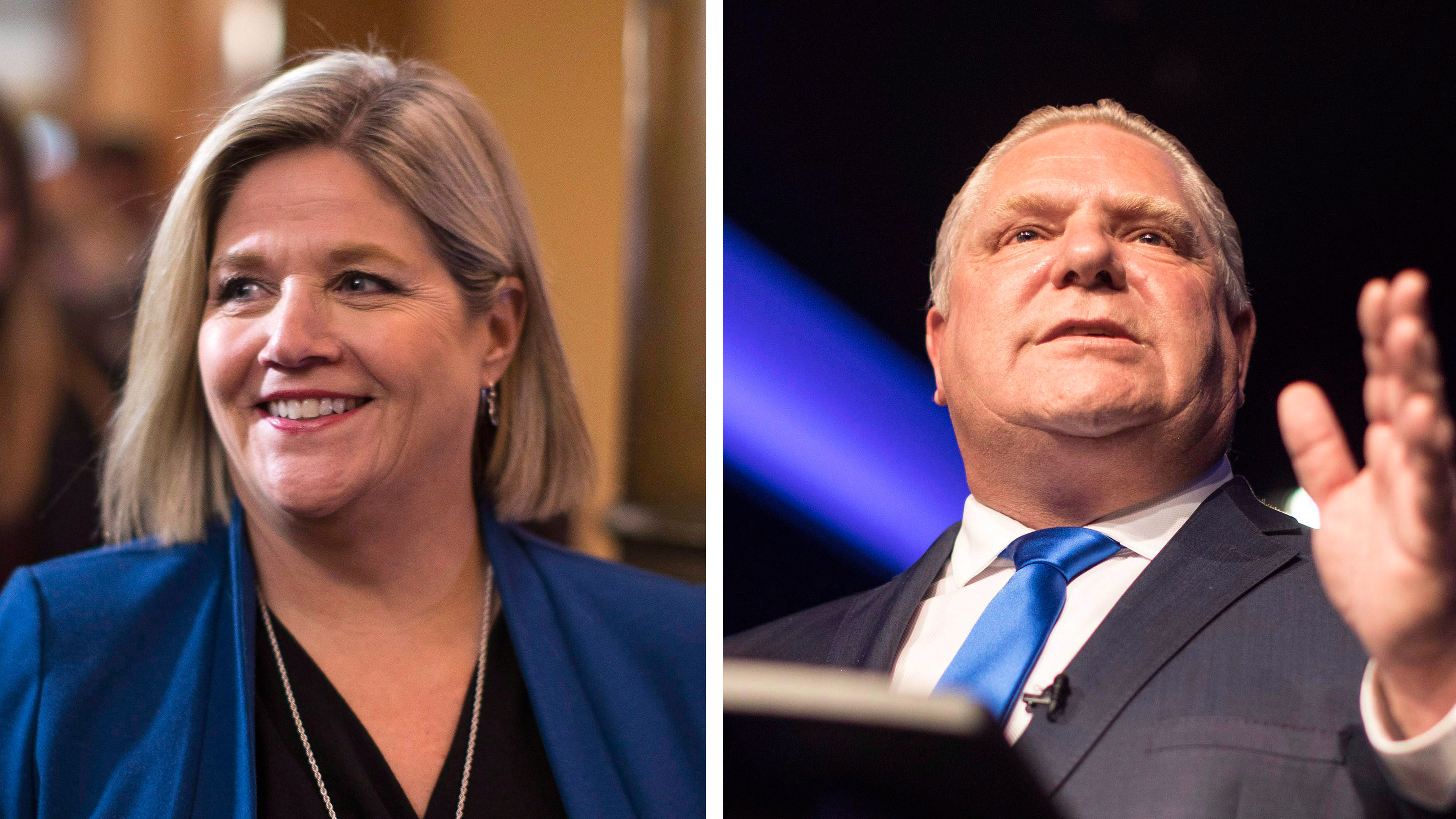 Premier Ford pledges paid sick leave program for workers, apologizes