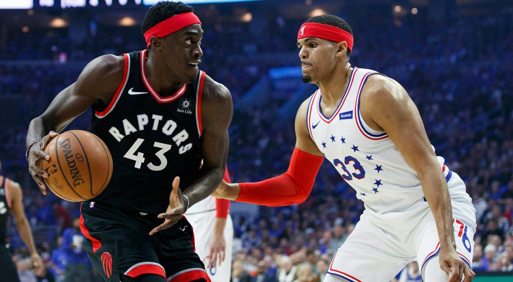 Dominant win gives Raptors a chance to end series in Philadelphia