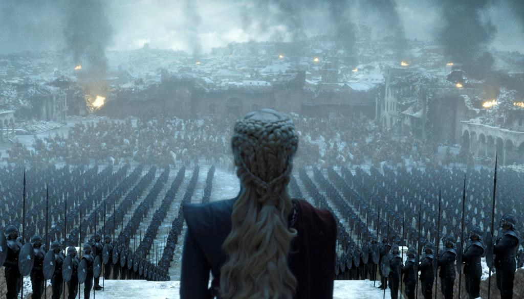 'Game of Thrones' earns a record-breaking 32 Emmy nods