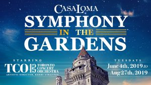 Symphony in the Gardens @ Casa Loma
