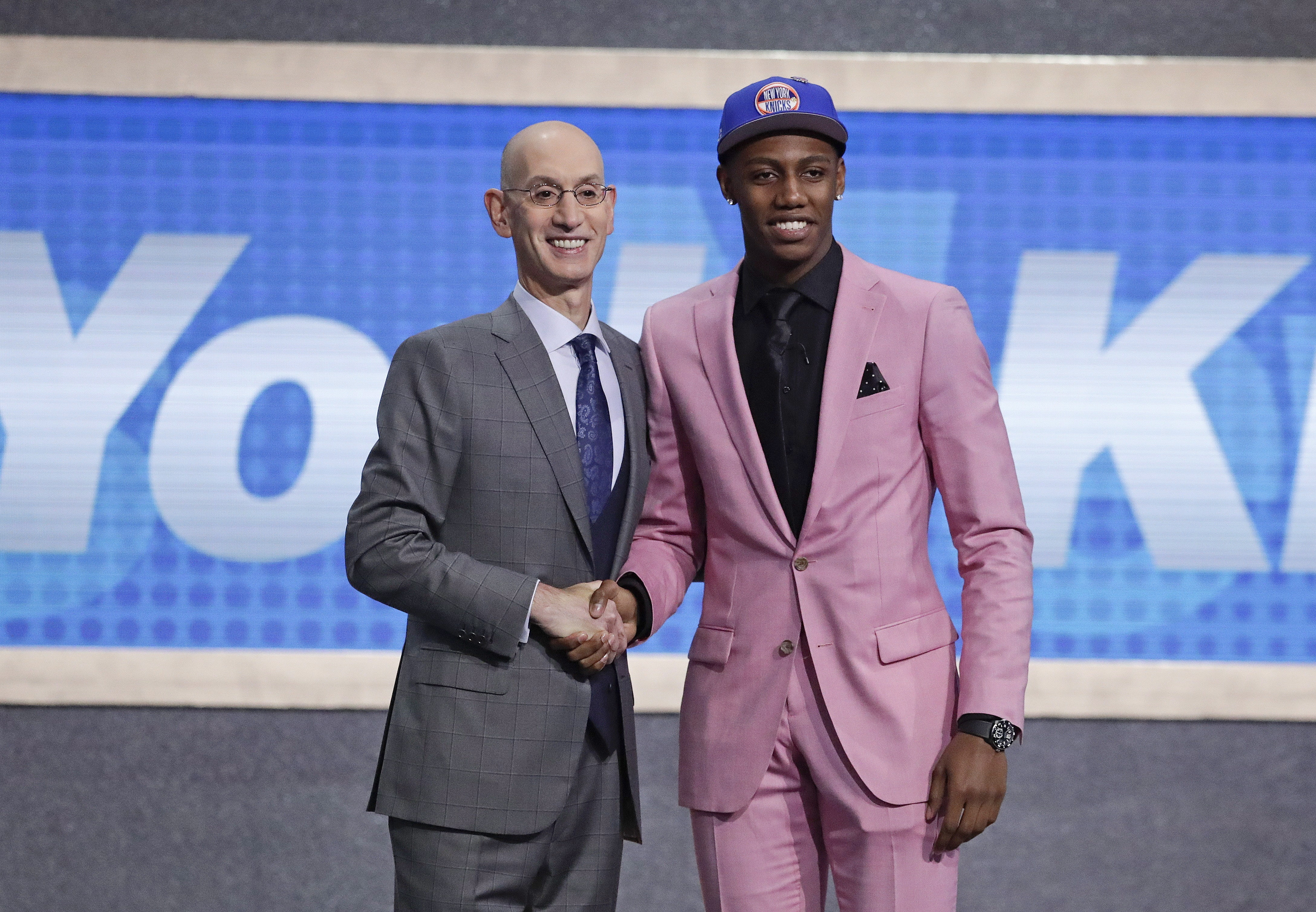 NBA Draft 2019: Knicks fans are loving Duke's RJ Barrett