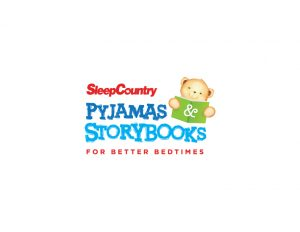 Sleep Country Pajamas and Story Books Charity
