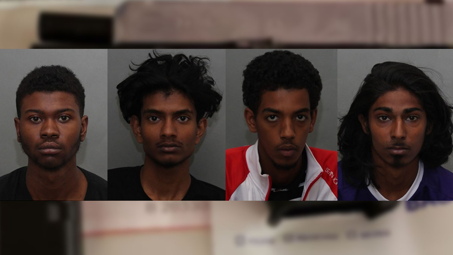 2 Boys, 4 Men Facing Multiple Charges After Trying To Sell