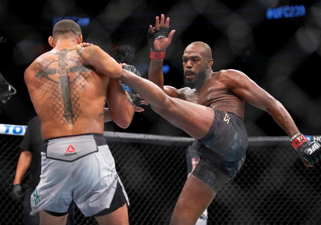 UFC's Jon Jones disputes strip club waitress' assault claim  UFC's Jon J...
