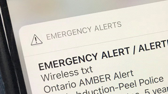 Ontario woman launches petition targeting 911 Amber Alert ...