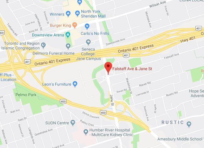 Falstaff And Jane Shooting July 2 Google Maps 680 News
