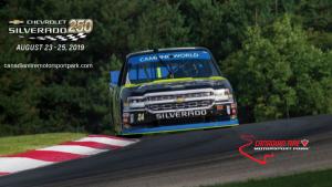 The Chevrolet Silverado 250 @ Canadian Tire Motorsport Park