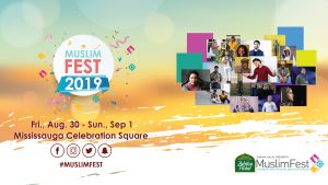 MuslimFest @ Mississauga Celebration Square