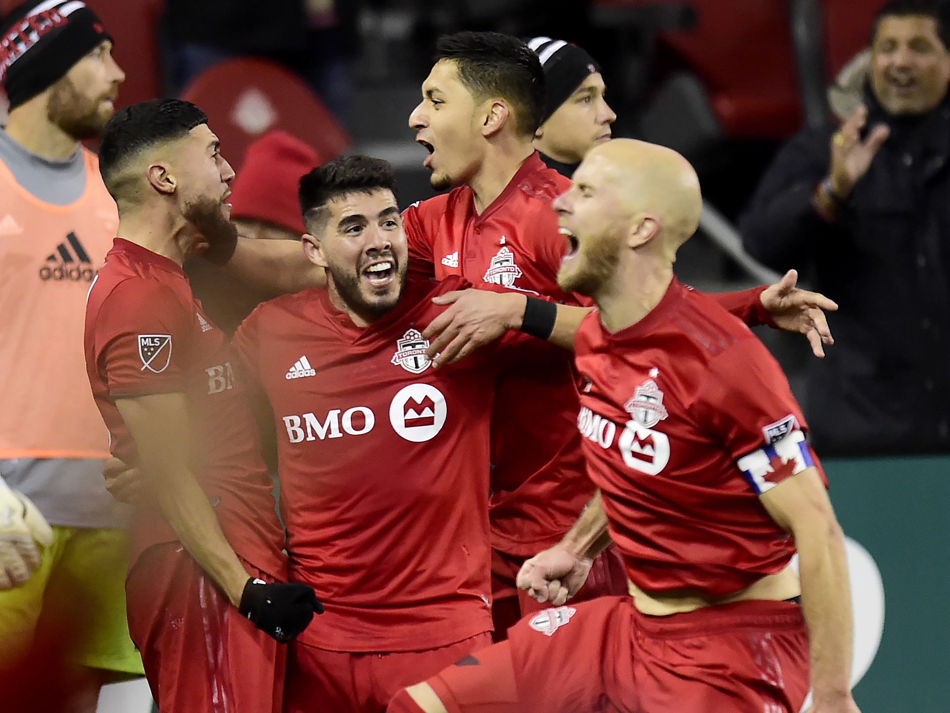 Toronto FC without Altidore, Gonzalez for playoff game with D.C. United