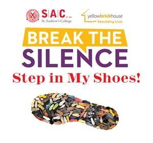 """St Andrews College """"Break the Silence: Step in My Shoes"""" @ St Andrews College"""