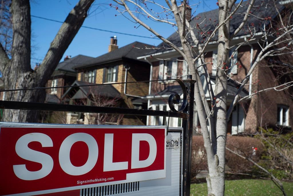 Toronto home sales climb 14% in October, benchmark price up 5.8%