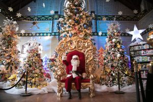 A Nutcracker Christmas at the Castle @ Casa Loma