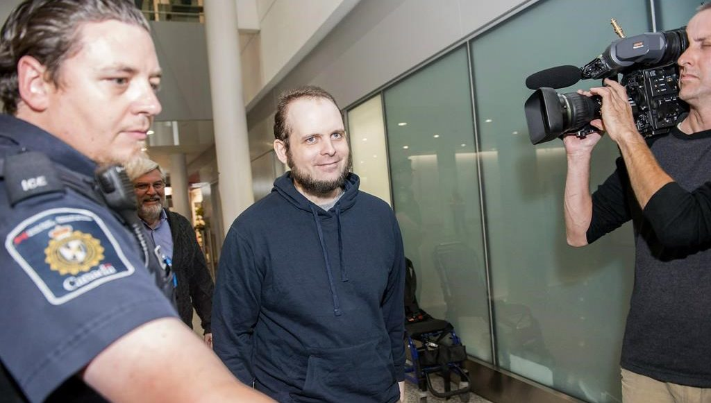 NOT GUILTY: All charges dropped against Joshua Boyle