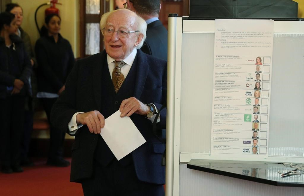 Irish voters frustrated by economy choose next leader ...