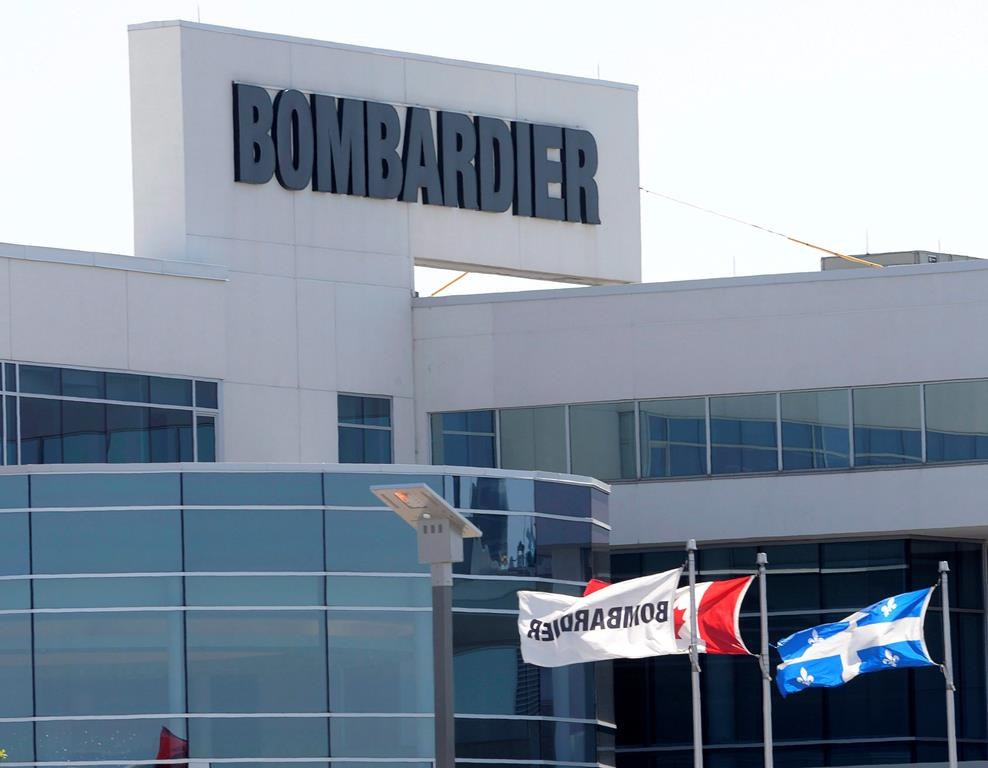 Bombardier in talks to sell train-making division to French multinational Alstom