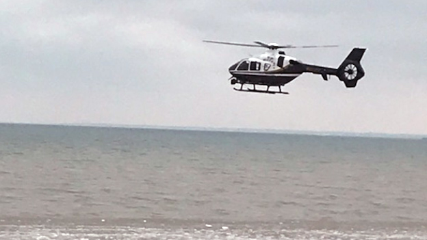 9-year-old boy presumed dead after falling into Lake Erie