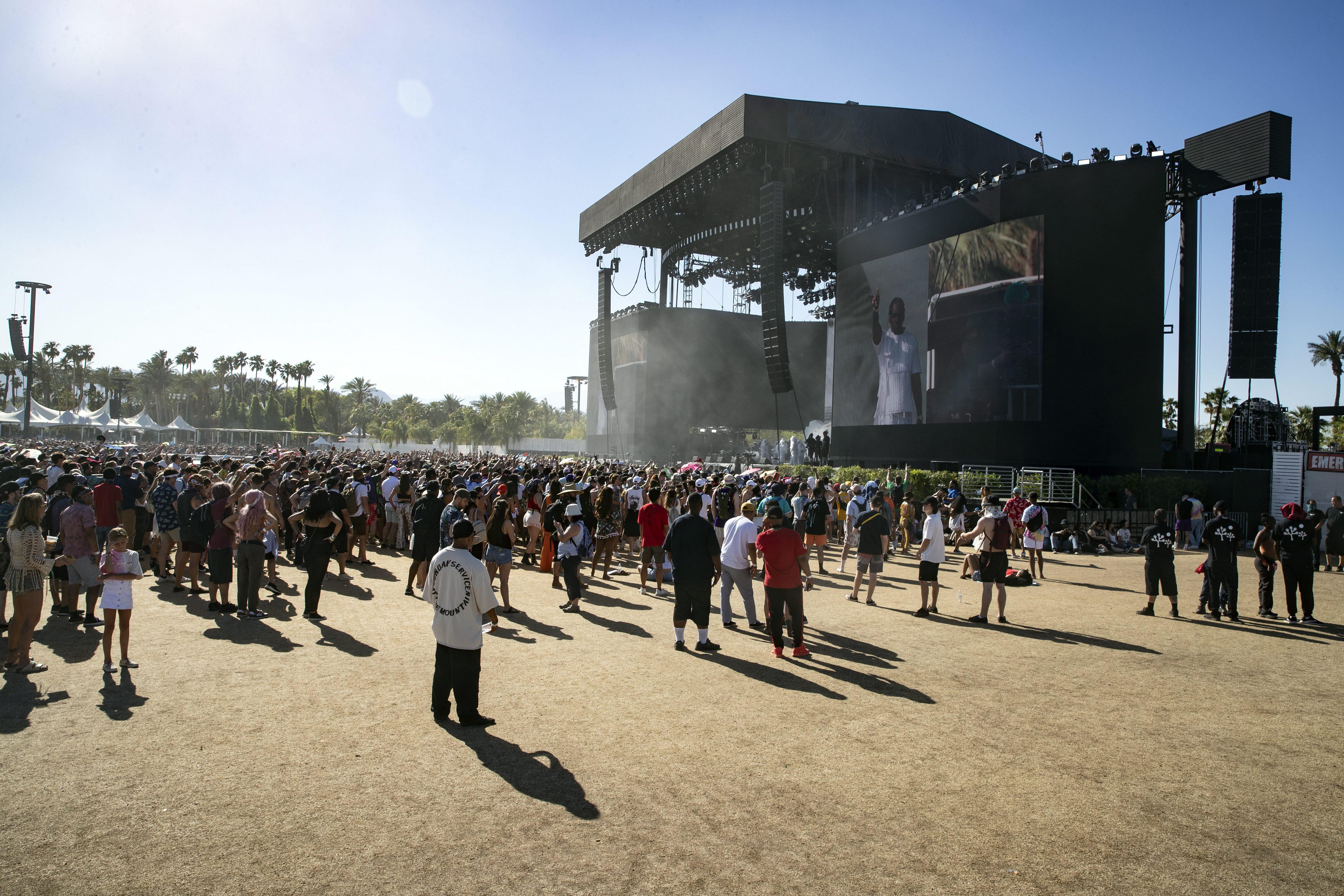 Coachella officially postponed: Coronavirus delays festival until October
