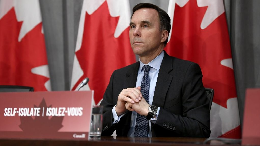 Feds amplify stay-home message as cost of compensating for financial loss mounts - 680 NEWS