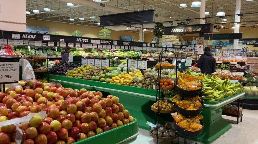 Local grocery store keeping up with coronavirus panic buying