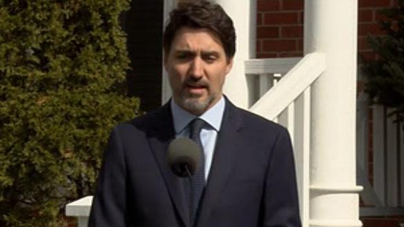 Canada LOCKDOWN: Justin Trudeau shuts borders to non-residents in coronavirus panic