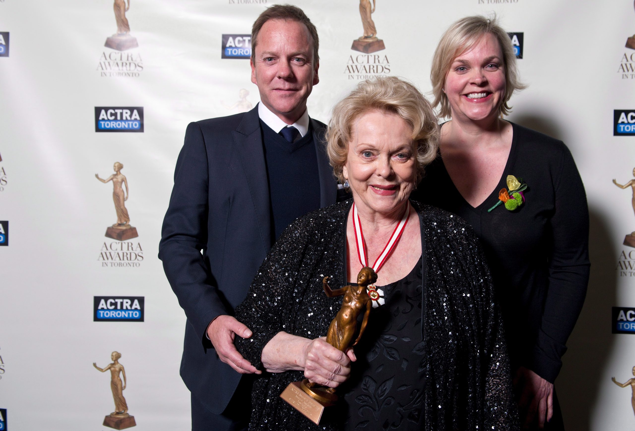 Canadian actress and activist Shirley Douglas dies at 86