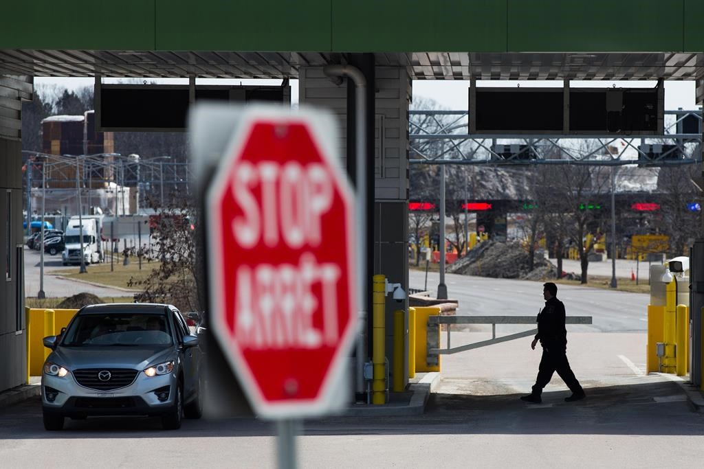 US, Canada extend border closure for 30 days, Trudeau says