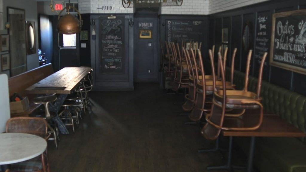 Toronto restaurant owners say they cannot survive coronavirus shutdowns