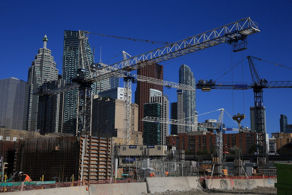 Ontario to halt all non-critical industrial construction to fight coronavirus spread