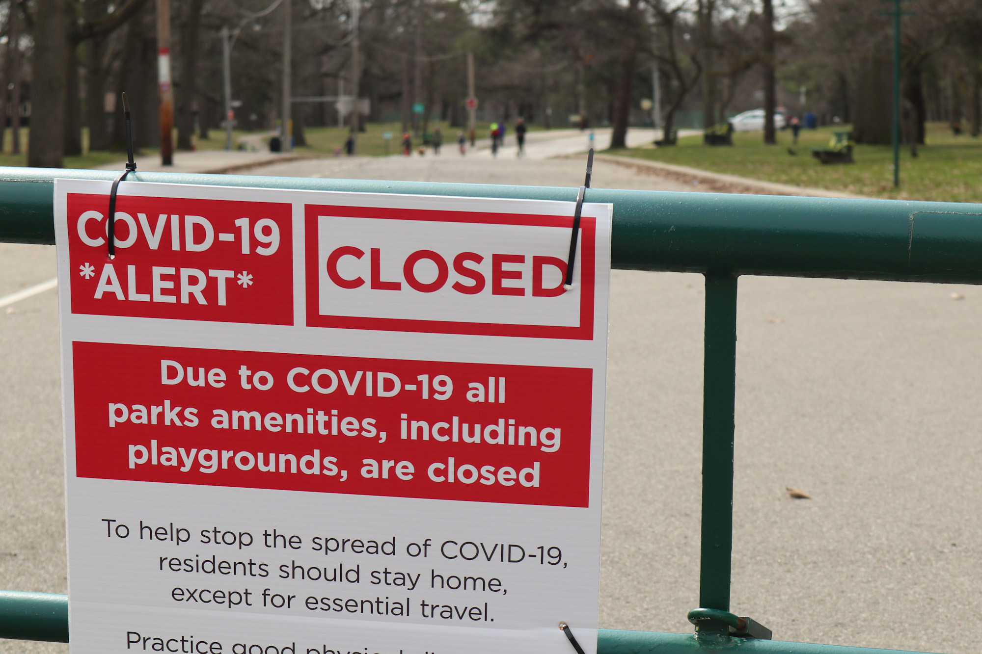 Torontonians Are Violating All Kinds Of Social Distancing Rules In City Parks