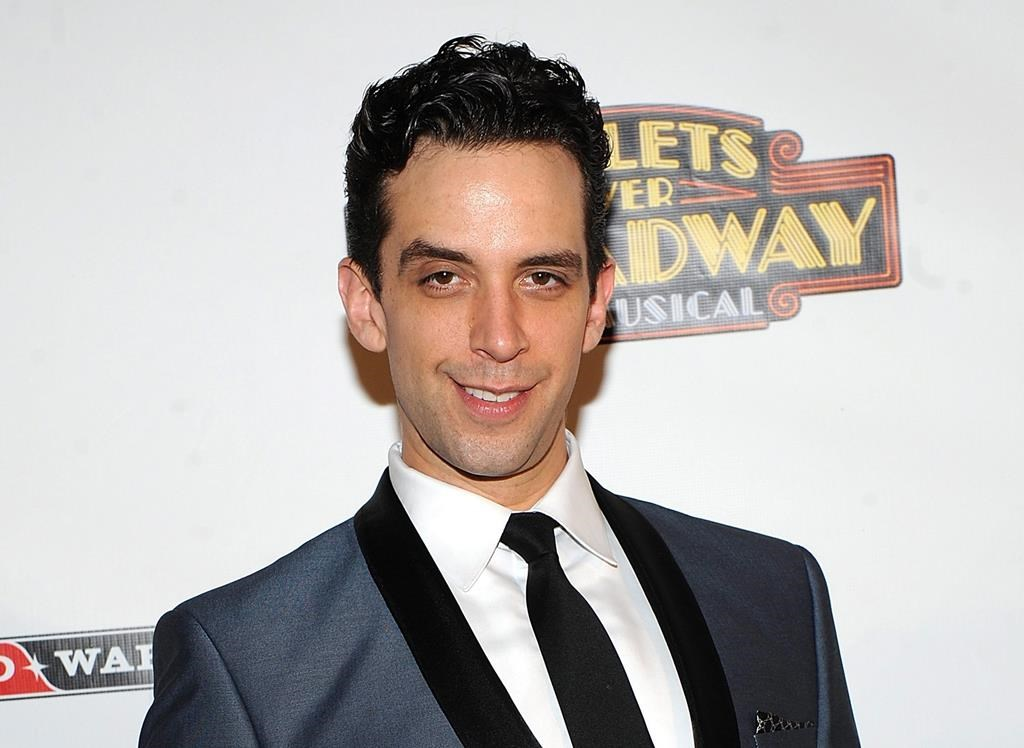 Canadian Broadway actor Nick Cordero in hospital undergoing COVID-19 test