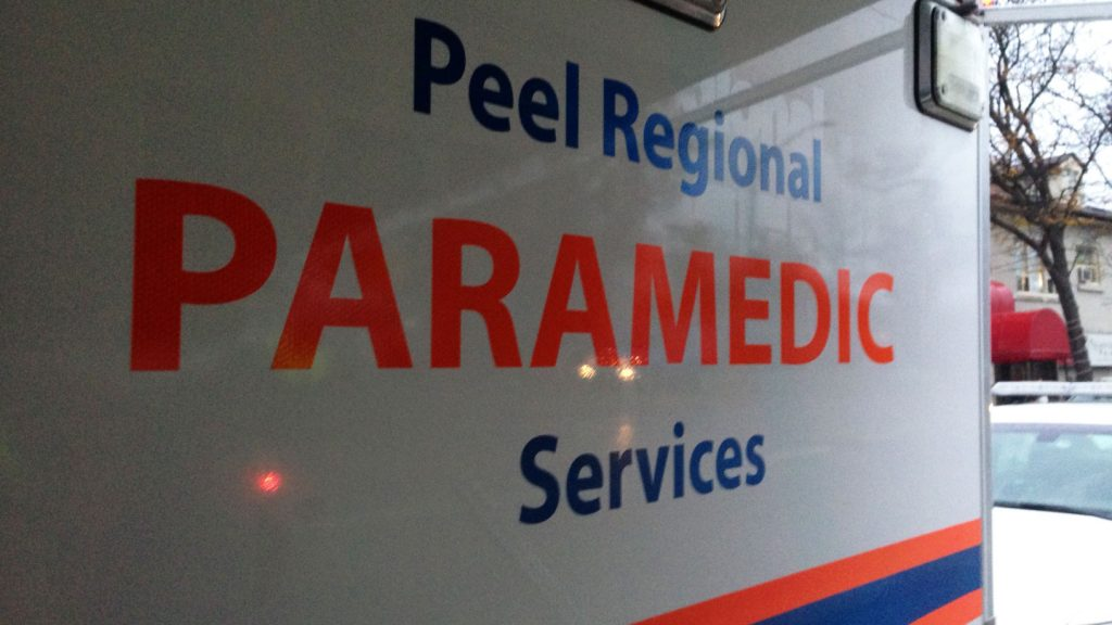 Peel paramedic tests positive for COVID-19 while on the job