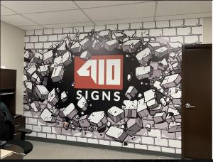 410 Printing & Signs