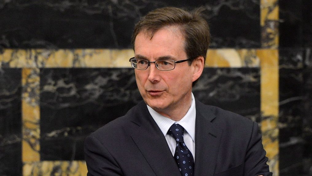 Finance Minister Morneau announces Tiff Macklem as new Bank of Canada governor