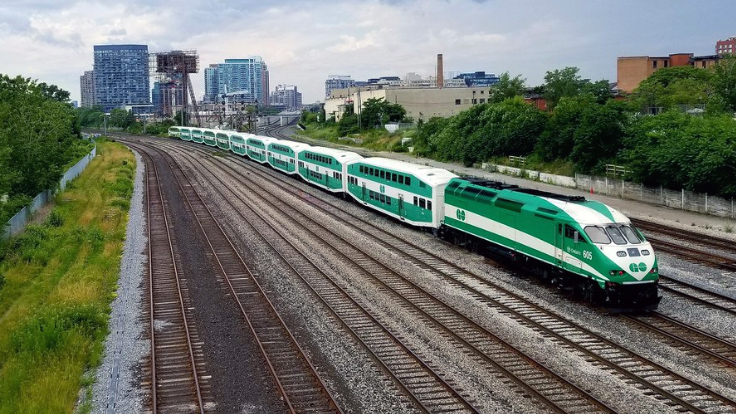 Metrolinx addresses physical distancing concerns on GO trains