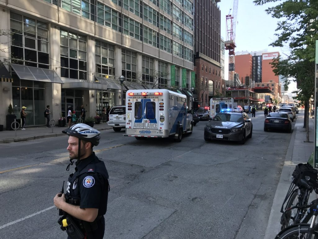 Man, 21, killed in targeted daylight downtown shooting