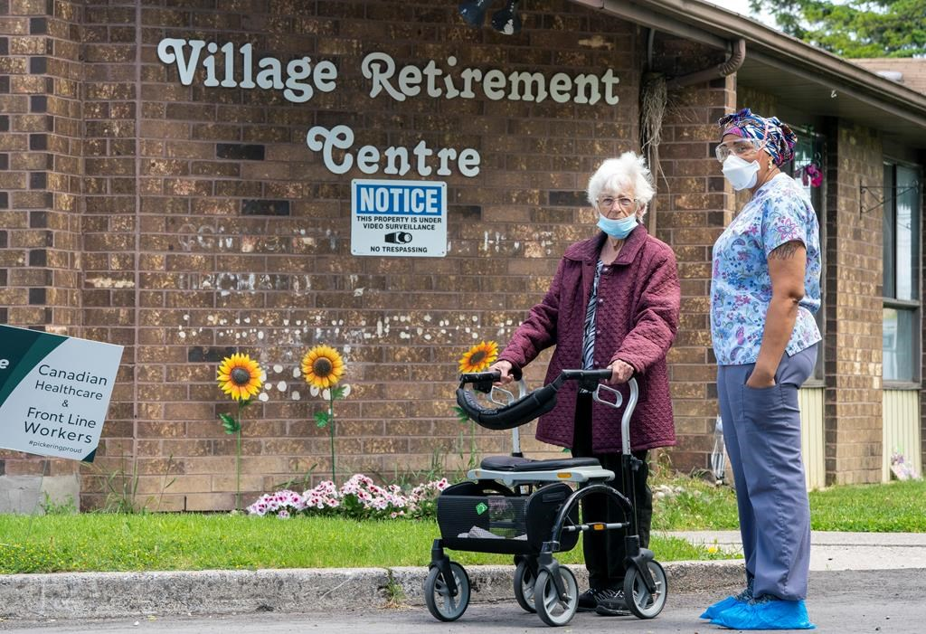 Federal aid for care home systems needed ahead of second wave, advocates say