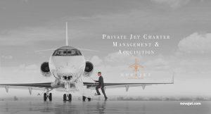 Novajet Private Jet Charter